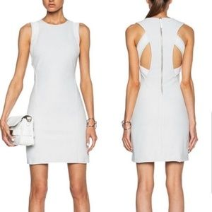 Helmut Lang compression dress